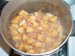 Smothered Potatoes